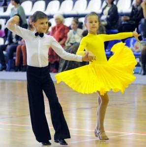 Танцы для детей в Воронеже
