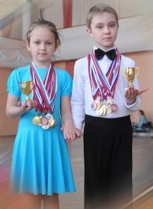 бальные танцы для детей